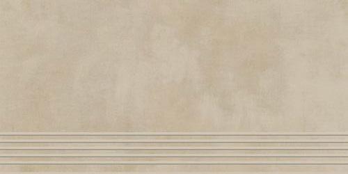 Paradyz lépcsőlap Paradyz Tecniq beige matt lépcsőlap 29,8 x 59,8