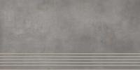 Paradyz lépcsőlap Paradyz Tecniq silver matt lépcsőlap 29,8 x 59,8