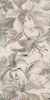 Paradyz dekorcsempe Paradyz Domus beige flower dekorcsempe