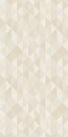 Paradyz dekorcsempe Paradyz Domus brown triangle dekorcsempe