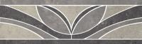 Paradyz dekorcsík Paradyz Mistral Grys A dekorcsík 29,8 x 9,8